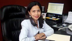 Ministra de la mujer - Perú