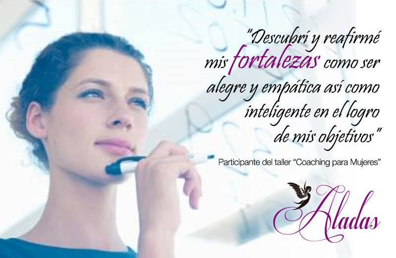 coaching para mujeres - ALADAS