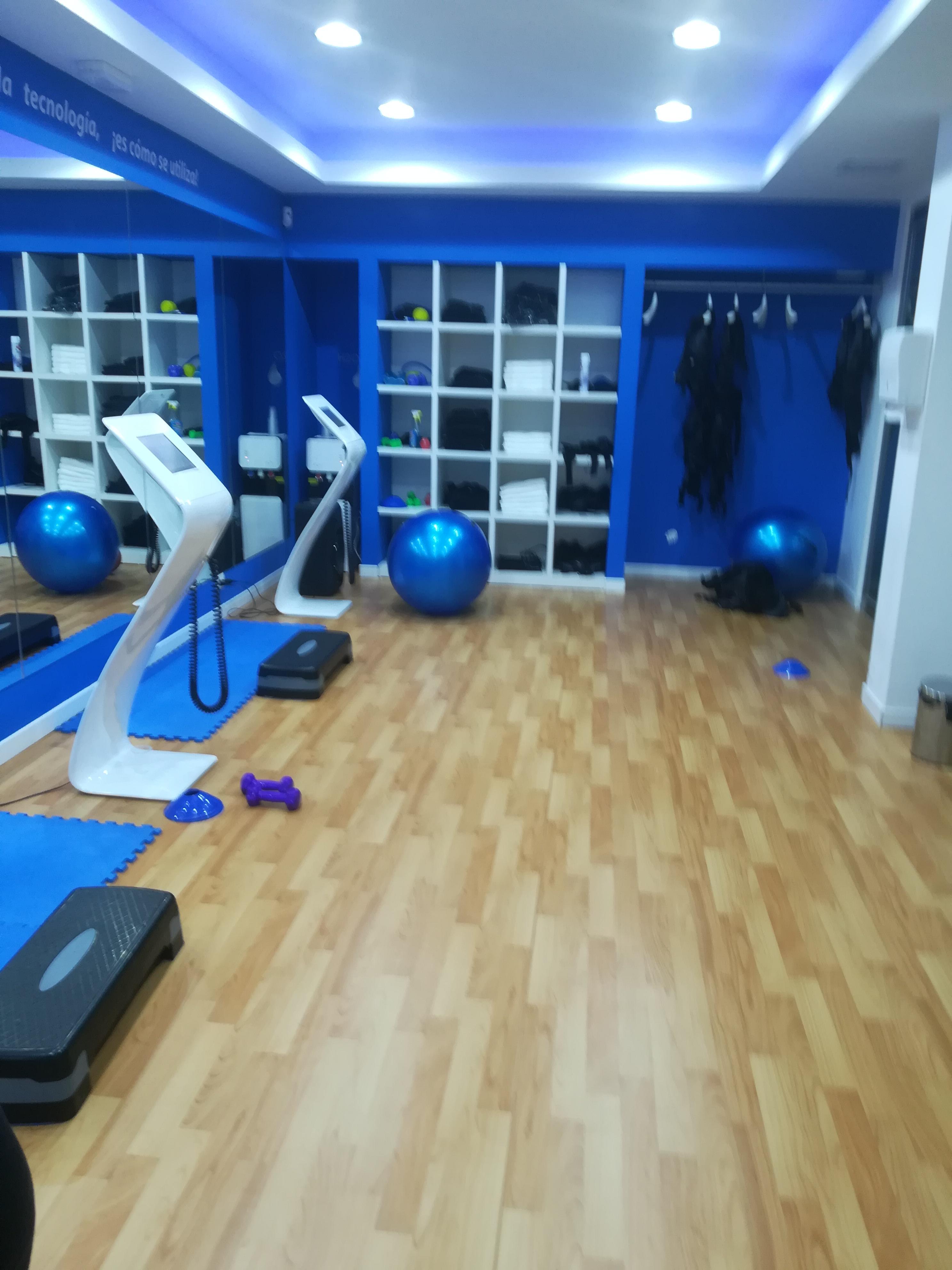 FAST – Entrenamiento con electroestimulación muscular
