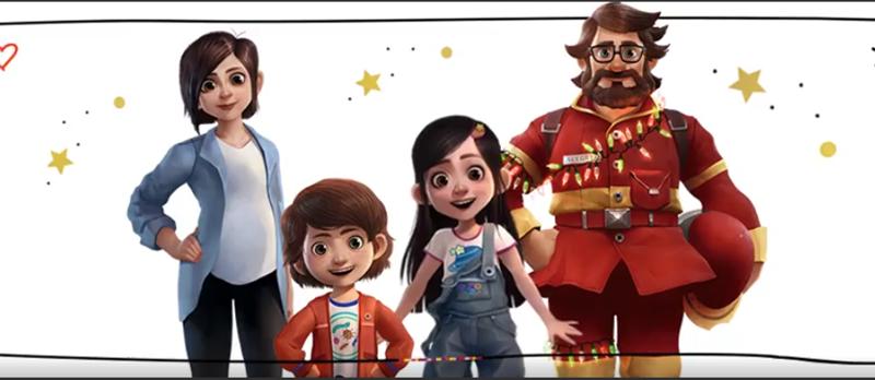 #MagiaChallenge Vía web puedes donar regalos a niños en hospitales