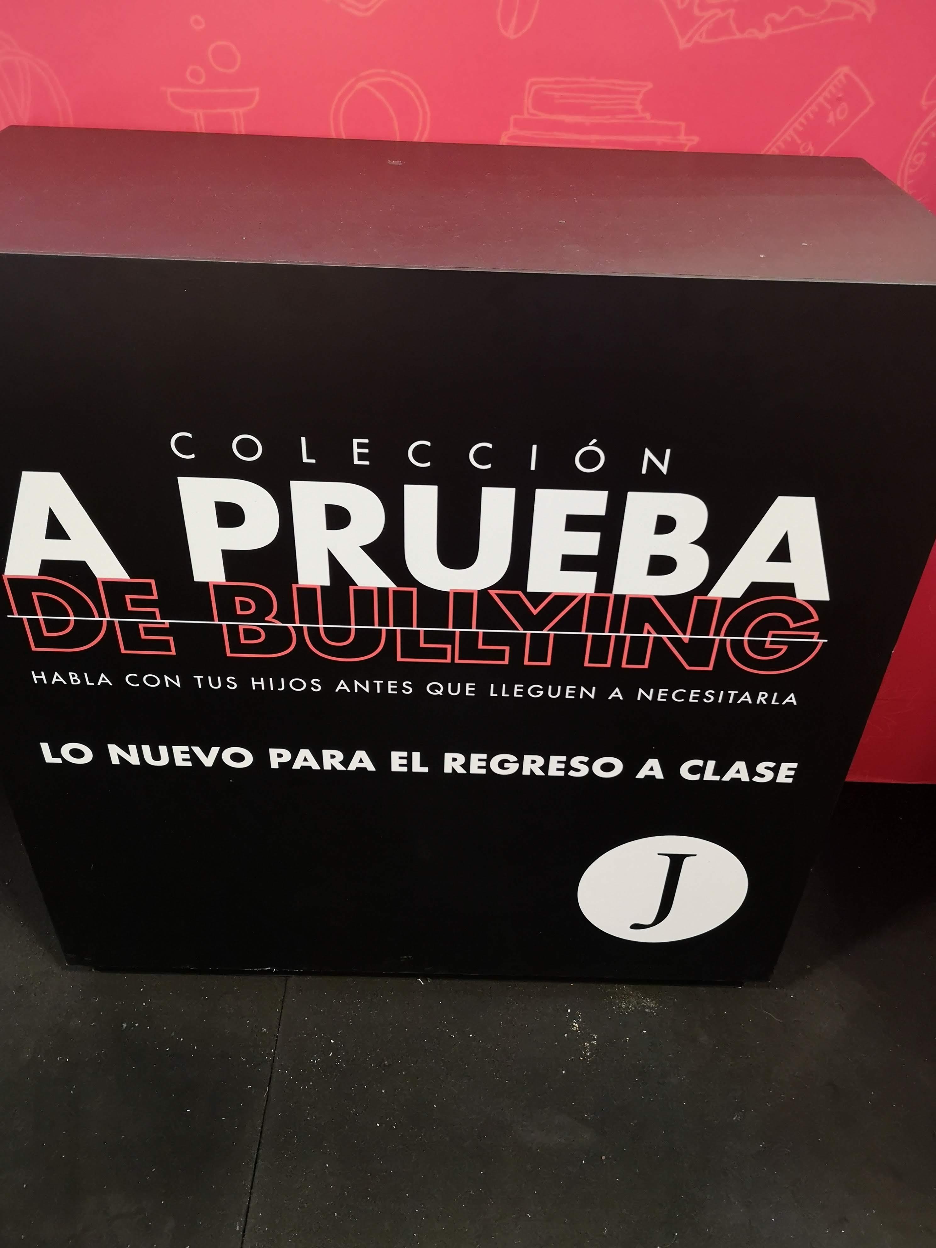Venta de artículos antibullying SISEVE