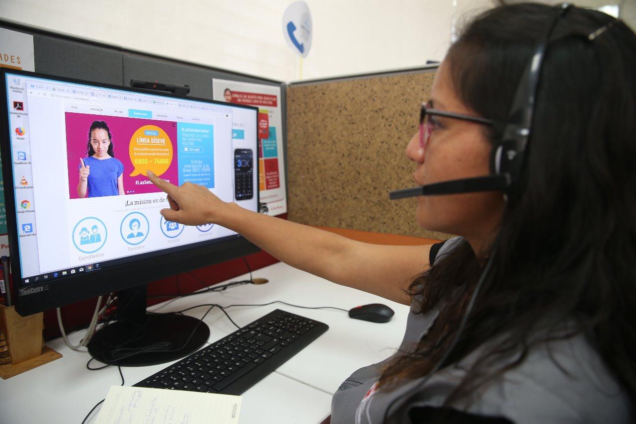SISEVE: Nueva central telefónica contra la violencia escolar