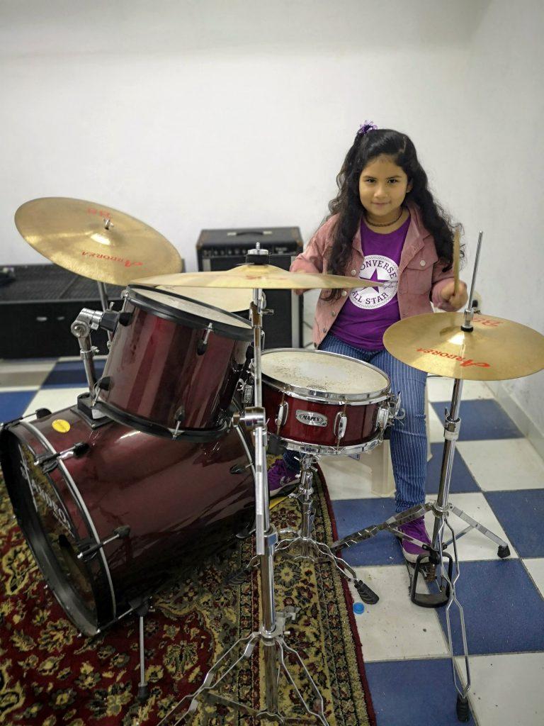 clases de musica niños